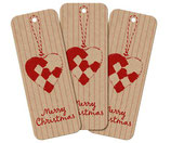 Gift Tags Heart