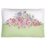 Cushion Rose white