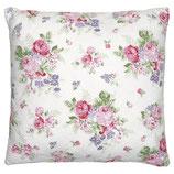 Cushion Rose white(Vorbestellung Lieferung Februar 2019)