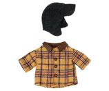 Woodsman Jacket&Hat Teddy Dad(Vorbestellung/Lieferung ab Herbst 2021)