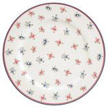 Dinner Plate Hailey white