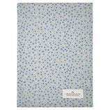 Ellise grey napkin with lace