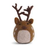 Deer Brown Mini
