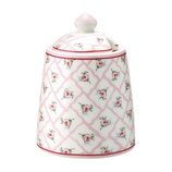 Sugar Pot Rita pale pink