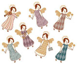 Gift Tags Angels
