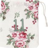 Calendar Charline white bag set 25(Vorbestellung Lieferung Ab KW 34)