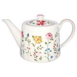 Stoneware Teapot Thilde white