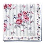 Paper Napkin Elisabeth white large