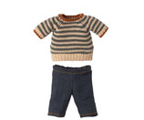 Blouse&Pants for Teddy Dad(Vorbestellung/Lieferung ab Mitte Mai 2021)