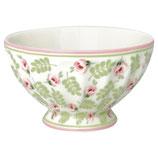 French Bowl  Lily Petit white medium