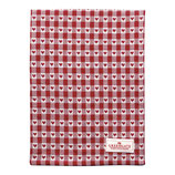 Tableclothes  Heart red