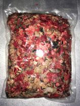 Rind-Fisch-Mix gewolft 1.000g