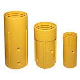 Düsenhalter Nylon NHP für Strahldüsen mit 50 mm Grobgewinde