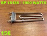 RÉSISTANCE LAVE-LINGE : BP 18188 - 1900 WATTS