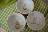 "Keramiknapf ""Bunny"""