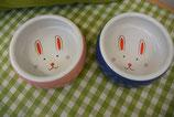 Keramiknapf Happy Rabbit