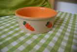 """Keramikschale """"Möhrchen"""""""