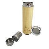 Avo&Cado Thermosflasche mit Teesieb 500 ml