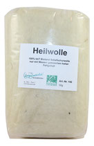Heilwolle Bio 50g oder 100 gr