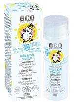 ECO cosmetics Baby & Kids Sonnencreme LSF 50+ Neutral - 50ml