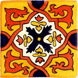 """Mexikanische Fliese """"Granada"""" (10x10) #1006"""