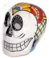 "Dekofigur ""Skull"" (Skelettkopf) #AMD-055-1-4"