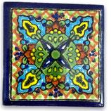 "Mexikanische Fliese ""Milagro Color"" (5x5) #2012"