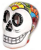 "Dekofigur ""Skull"" (Skelettkopf) #AMD-055-1-7"