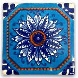 """Mexikanische Fliese """"Cielo Azul"""" (5x5) #2010"""
