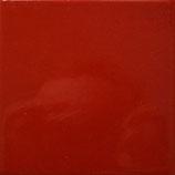 "Mexikanische Fliese ""Rot"" (10x10) #1027"