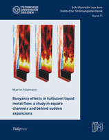 21: Buoyancy effects in turbulent liquid metal flow: a study in square channels and behind sudden expansions