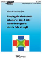 49: Studying the electrotactic behavior of saos-2 cells in non-homogenous electric field strength