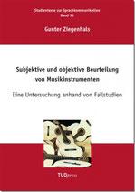 51: Subjektive und objektive Beurteilung von Musikinstrumenten