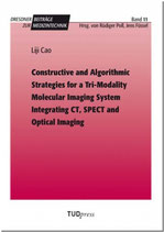 Constructive and Algorithmic Strategies for a Tri-Modality Molecular Imaging System Integrating CT, SPECT and Optical Imaging