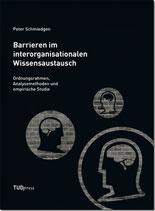 Barrieren im interorganisationalen Wissensaustausch
