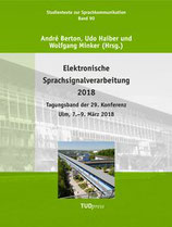 90: Elektronische Sprachsignalverarbeitung 2018