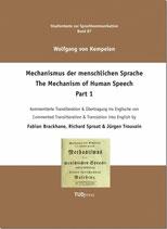 87: Mechanismus der menschlichen Sprache 1