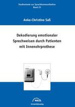 23: Dekodierung emotionaler Sprechweisen durch Patienten mit Innenohrprothese