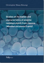 Studies on Formation and Characteistis of Enzyme Resistant Starch from Cassava