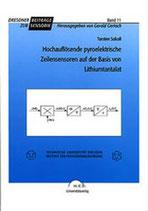 11: Hochauflösende pyroelektrische Zeilensensoren auf der Basis von Lithiumtantalat