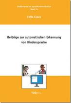 74: Beiträge zur automatischen Erkennung von Kindersprache