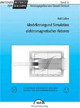 18: Modellierung und Simulation elektromagnetischer Aktoren