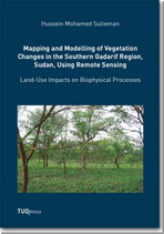Mapping and Modelling of Vegetation Changes