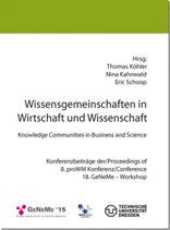 Wissensgemeinschaften in Wirtschaft und Wissenschaft