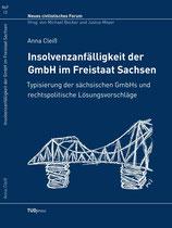 12 - Insolvenzanfälligkeit der GmbH im Freistaat Sachsen