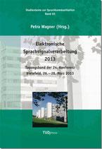 65: Elektronische Sprachsignalverarbeitung 2013