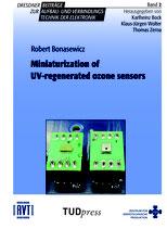 2: Miniaturization of UV-regenerated ozone sensors