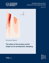 22: The effect of the turbine airfoil shape on its aerodynamic damping