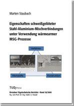 Eigenschaften schweißgelöteter Stahl-Aluminium-Mischverbindungen
