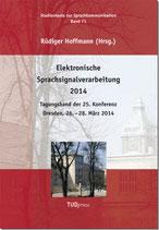 71: Elektronische Sprachsignalverarbeitung 2014